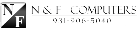NF Computers Logo